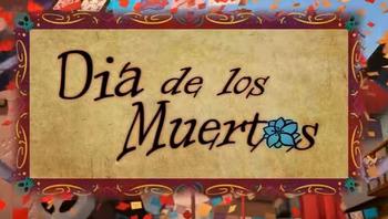 El Dia de los Muertos - TPRS Mini-Unit - Popular Youtube Video Short Film