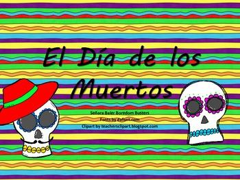 El Día de los Muertos en Fotos (Day of the Dead in Pictures)