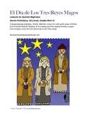 El Dia de los Tres Reyes Magos for Spanish I Novice Learners