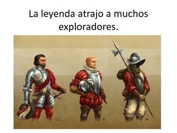 El Dorado legend