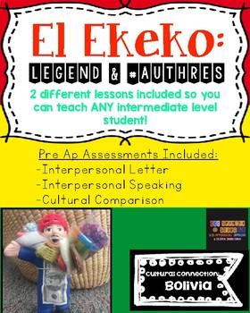 El Ekeko:  El Papá Noel Andino