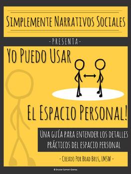 El Espacio Personal Un Narrativo Social • SPANISH Social Story