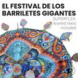 El Festival de los Barriletes Gigantes: 3 scaffolded readi