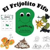 El Frijolito Fifo: El Estudio del Crecimiento de las Plantas (Common Core)