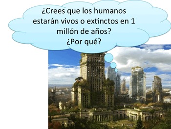 El Futuro Spanish Future  (Realidades 3 Capitulo 6)