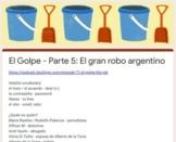 El Golpe - Episode 5 - Duolingo podcast - Google Form quiz