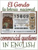El Gordo Commercials in English / Lotería España / Christm