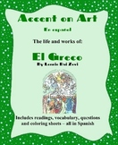 El Greco - Accent on Art, Spanish Art Packets  for the Spanish Classroom