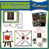 El Greco Interactive Foldable Booklets