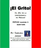 El Grito! (El Día de la Independencia de México) NOVICE Sp