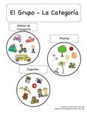 El Grupo - La Categoría / Group - Category Visual