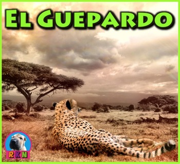El Guepardo - Presentación en PowerPoint y Actividades