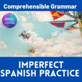 Imperfect Tense in Spanish - El imperfecto regular
