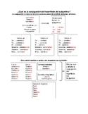 El Imperfecto del Subjuntivo - BEST Handout