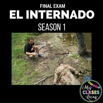 El Internado Final Exam - Season 1