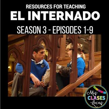 El Internado - Season 3 Bundle - Episodes 1-9