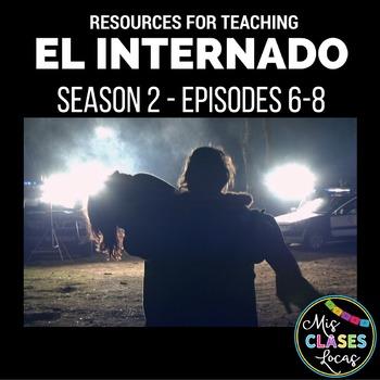 El Internado - Season 2 Bundle - Episodes 6-8
