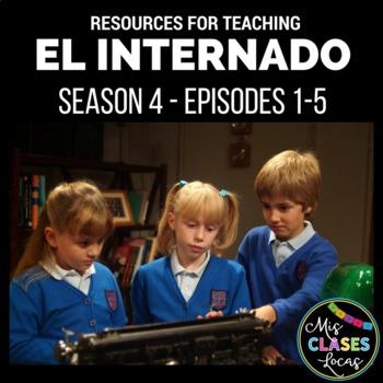 El Internado - Season 4 Bundle - Episodes 1-5
