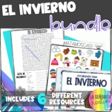 El Invierno Bundle! (Winter-Themed Bundle)