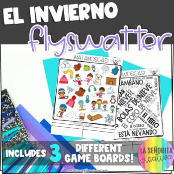 El Invierno Matamoscas Game - Winter Flyswatter