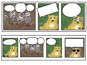 El Jaguar Positivo y Los Monos Curiosos - Bellringers