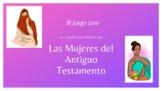 El Juego de Preguntas Sobre Las Mujeres del Antiguo Testamento Para Zoom -- Uno
