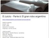 El Juicio - Episode 6 - Duolingo podcast - Google Form quiz
