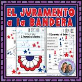 El Juramento a la Bandera * A Booklet to Create, Read, Write, Listen & Recite