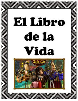 El Libro de la Vida (The Book of Life) Video Activity