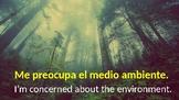 El Medio Ambiente (PowerPoint)