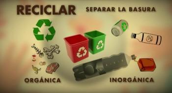 El Medio Ambiente: Listening activity and student worksheet