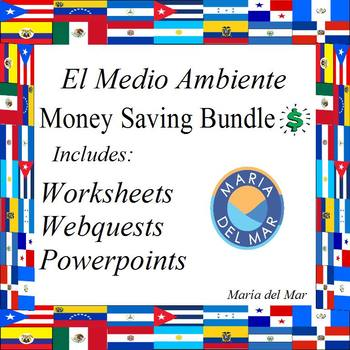 El Medio Ambiente Mini Bundle