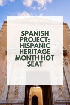 El Mes de la Hispanidad Hot Seat