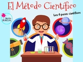 El Metodo Cientifico/ The Scientific Method in Spanish