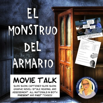 El Monstruo del Armario Movie Talk Pack