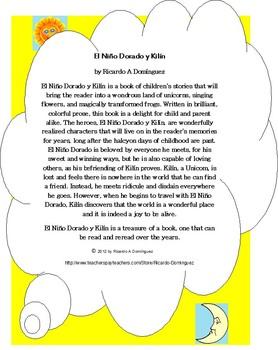 El Nino Dorado y Kilin (The Golden Boy and Kilin)