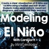 Modeling El Nino Demonstration with Card Sort