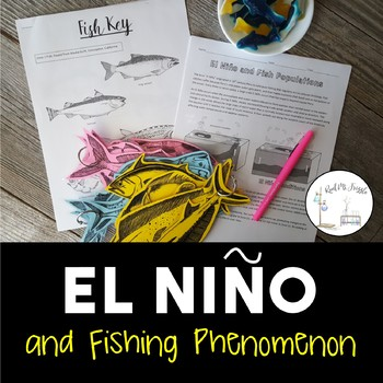 El Niño and Fishing Phenomenon--1-Day Lesson