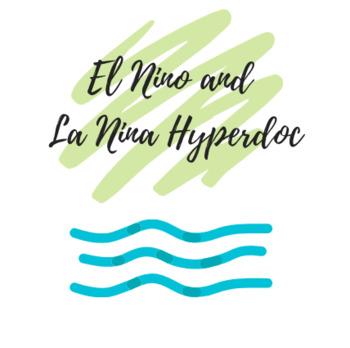 El Nino and La Nina Hyperdoc