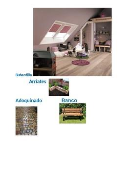 El Nino con Pijamas de Rayas-Vocab. activades, comprehension activities