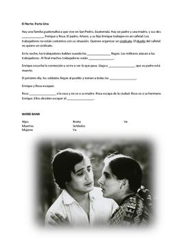 El Norte Film Study Packet