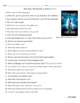 El Orfanato / The Orphanage Movie Viewing Guide. English & Spanish. Bilingual.