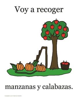 El otoño cuento - ropa, tiempo, actividades - leer, dibujar, escribir