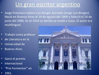 El Otro por Jorge Luis Borges