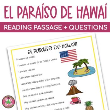 El Paraíso de Hawaii Mini-Cuento