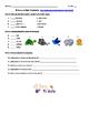 El Perro y El Gato Video Clip Easy Worksheets 2