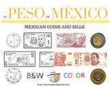 El Peso de Mexico: Mexican coins & bills