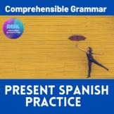 Present Tense in Spanish - Presente Indicativo