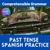 Past Tense Spanish Practice
