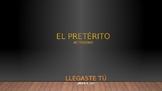 El Pretérito - Song Activity